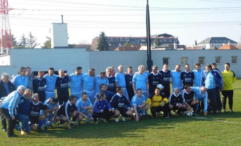eae276b8c1d2d Súboj internacionálov pre Old Boys Slovana (FOTO) - slovanpositive.com