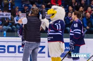 HC Slovan - CSKA Moscow ACT0399
