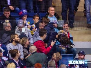 HC Slovan - CSKA Moscow ACT0418