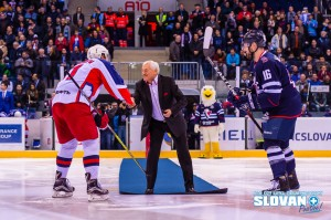 HC Slovan - CSKA Moscow ACT0420