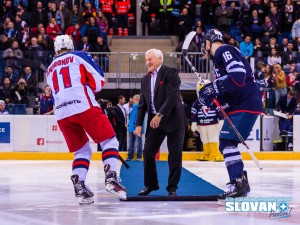 HC Slovan - CSKA Moscow ACT0427