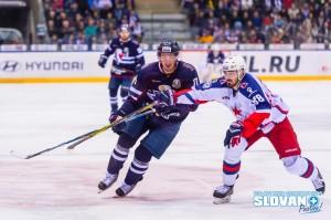 HC Slovan - CSKA Moscow ACT0433