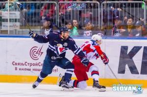 HC Slovan - CSKA Moscow ACT0436