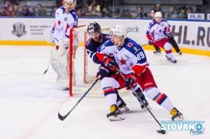 HC Slovan - CSKA Moscow ACT0437