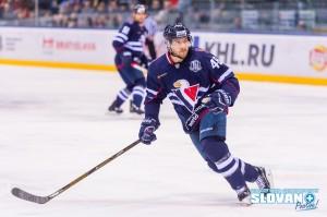 HC Slovan - CSKA Moscow ACT0441