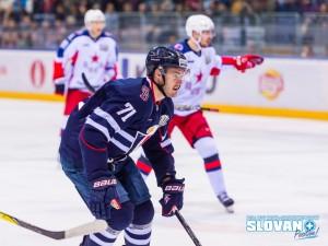HC Slovan - CSKA Moscow ACT0442