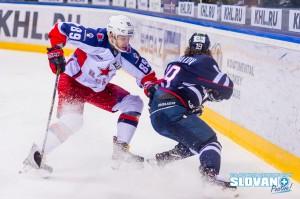 HC Slovan - CSKA Moscow ACT0444