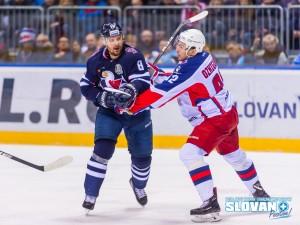HC Slovan - CSKA Moscow ACT0445