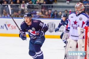 HC Slovan - CSKA Moscow ACT0446