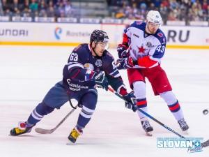 HC Slovan - CSKA Moscow ACT0447