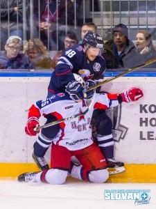 HC Slovan - CSKA Moscow ACT0449