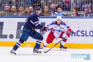 HC Slovan - CSKA Moscow ACT0451