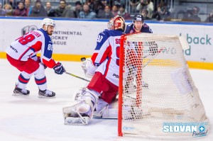 HC Slovan - CSKA Moscow ACT0452