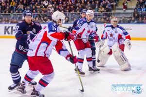 HC Slovan - CSKA Moscow ACT0454