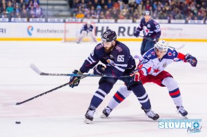HC Slovan - CSKA Moscow ACT0455