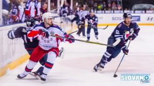 HC Slovan - CSKA Moscow ACT0457