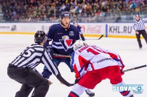 HC Slovan - CSKA Moscow ACT0471