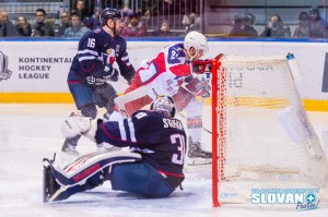 HC Slovan - CSKA Moscow ACT0477