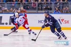 HC Slovan - CSKA Moscow ACT0479