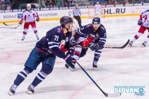 HC Slovan - CSKA Moscow ACT0480