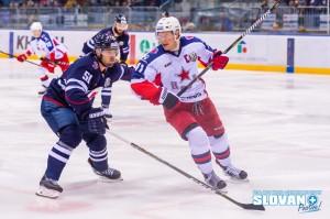 HC Slovan - CSKA Moscow ACT0482