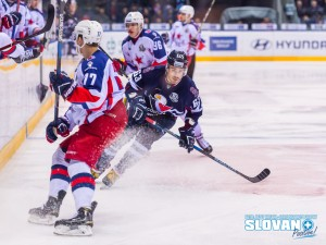 HC Slovan - CSKA Moscow ACT0486