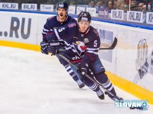 HC Slovan - CSKA Moscow ACT0487