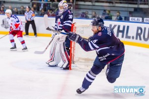 HC Slovan - CSKA Moscow ACT0492