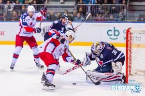 HC Slovan - CSKA Moscow ACT0494