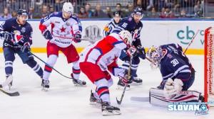 HC Slovan - CSKA Moscow ACT0495