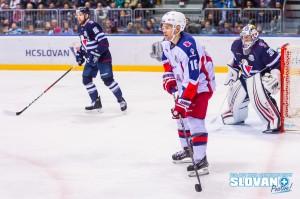 HC Slovan - CSKA Moscow ACT0496
