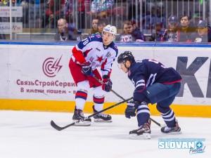 HC Slovan - CSKA Moscow ACT0502