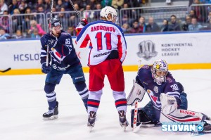 HC Slovan - CSKA Moscow ACT0505