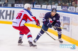 HC Slovan - CSKA Moscow ACT0509