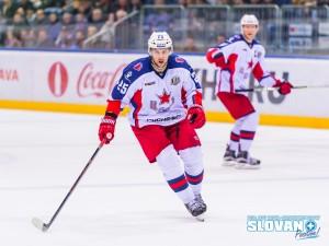 HC Slovan - CSKA Moscow ACT0510