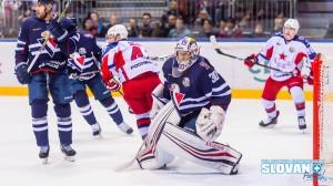 HC Slovan - CSKA Moscow ACT0516