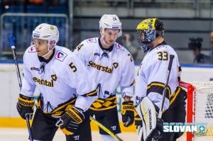 HC Slovan - HC Severstal  ACT3624