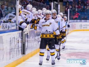 HC Slovan - HC Severstal  ACT3633