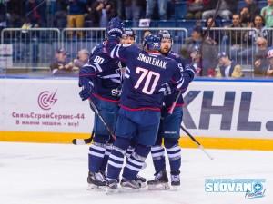 HC Slovan - HC Severstal  ACT3649