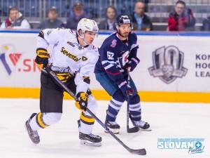 HC Slovan - HC Severstal  ACT3661
