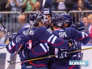 HC Slovan - HC Severstal  ACT3677
