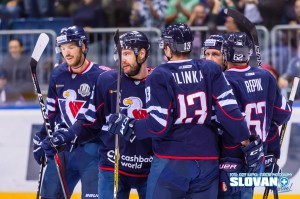 HC Slovan - HC Severstal  ACT3678
