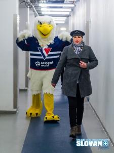 HC Slovan - Jokerit Helsinky ACT0121