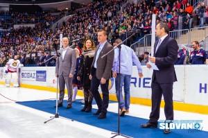 HC Slovan - Jokerit Helsinky ACT0125