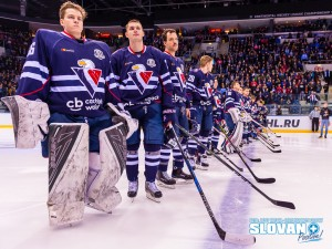 HC Slovan - Jokerit Helsinky ACT0131