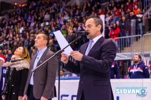 HC Slovan - Jokerit Helsinky ACT0132