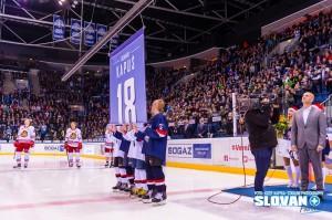 HC Slovan - Jokerit Helsinky ACT0134
