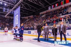 HC Slovan - Jokerit Helsinky ACT0135