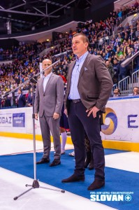 HC Slovan - Jokerit Helsinky ACT0148