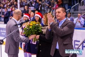 HC Slovan - Jokerit Helsinky ACT0152